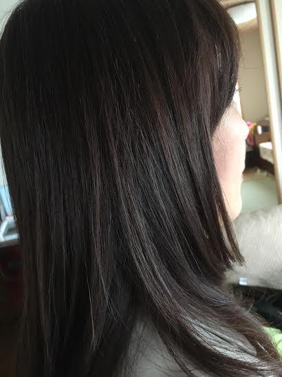 還暦(60代)の髪