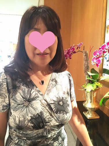花柄ジャージワンピ(グレー)3