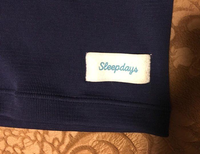 Sleepdays・サーキュラーテック4